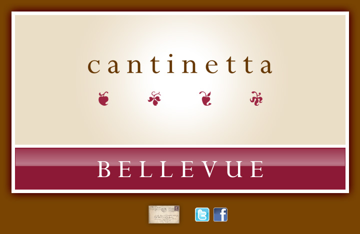 ... of the Town: Cantinetta opening this weekend on Bellevue's Main Street