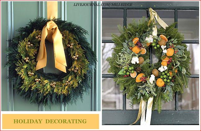 Abc amo le belle cose decorazioni per la casa di natale - Decorare le finestre per natale ...