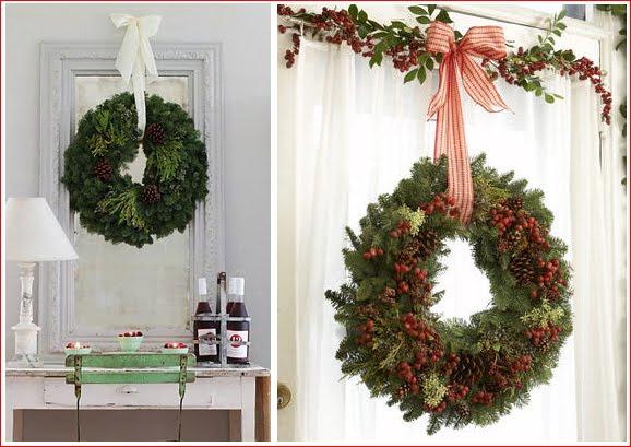 Abc amo le belle cose decorazioni per la casa di natale - Addobbi di natale per la casa ...