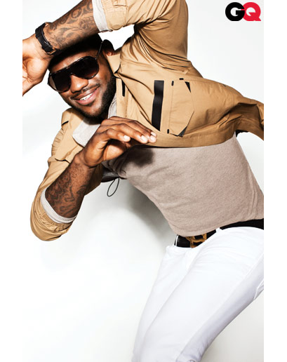 lebron james gq cover