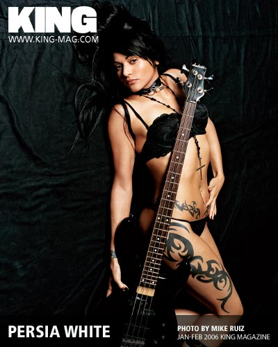 persia white tattoos