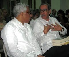 ANTINOE FIALLO Y RAYMUNDO GONZALEZ