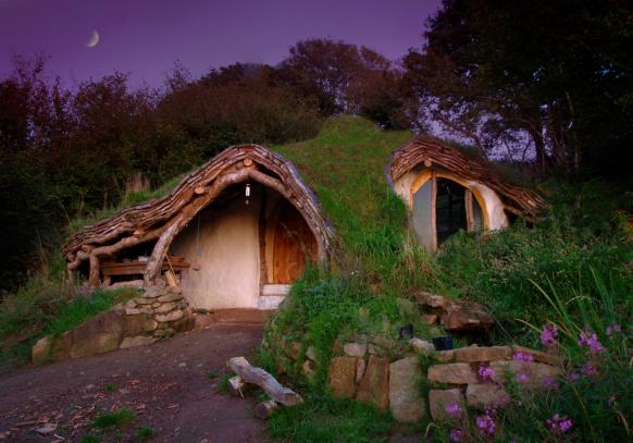 บ้านกลางป่าสุดเจ๋งที่ให้ความรู้สึกเหมือนอยู่ในนิทาน
