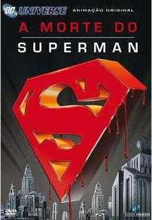 A Morte do Superman DVDRip