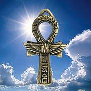 Gnostiek kruis (Isis & Osiris)