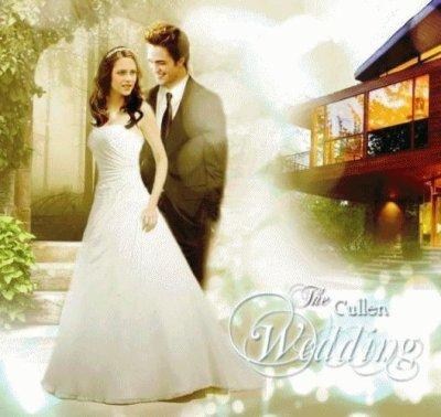 Vestido boda bella y edward