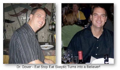 Dover+BnA Eat Stop Eat Before and Afters