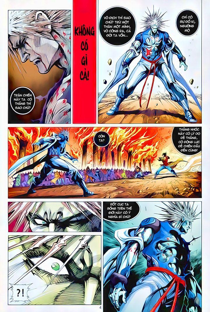Thiếu Lâm Đệ 8 Đồng Nhân chap 60 – Kết thúc Trang 5 - Mangak.info