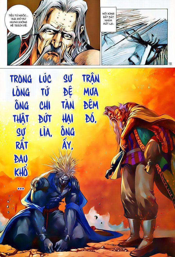 Thiếu Lâm Đệ 8 Đồng Nhân chap 60 – Kết thúc Trang 17 - Mangak.info