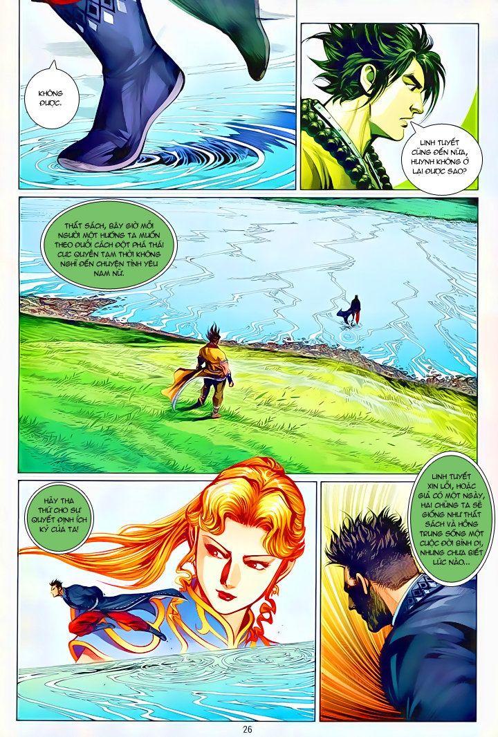 Thiếu Lâm Đệ 8 Đồng Nhân chap 60 – Kết thúc Trang 25 - Mangak.info