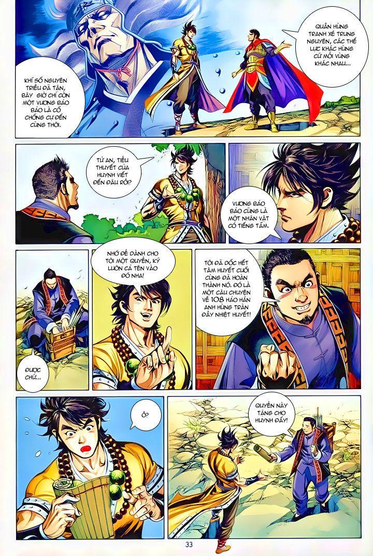Thiếu Lâm Đệ 8 Đồng Nhân chap 60 – Kết thúc Trang 32 - Mangak.info