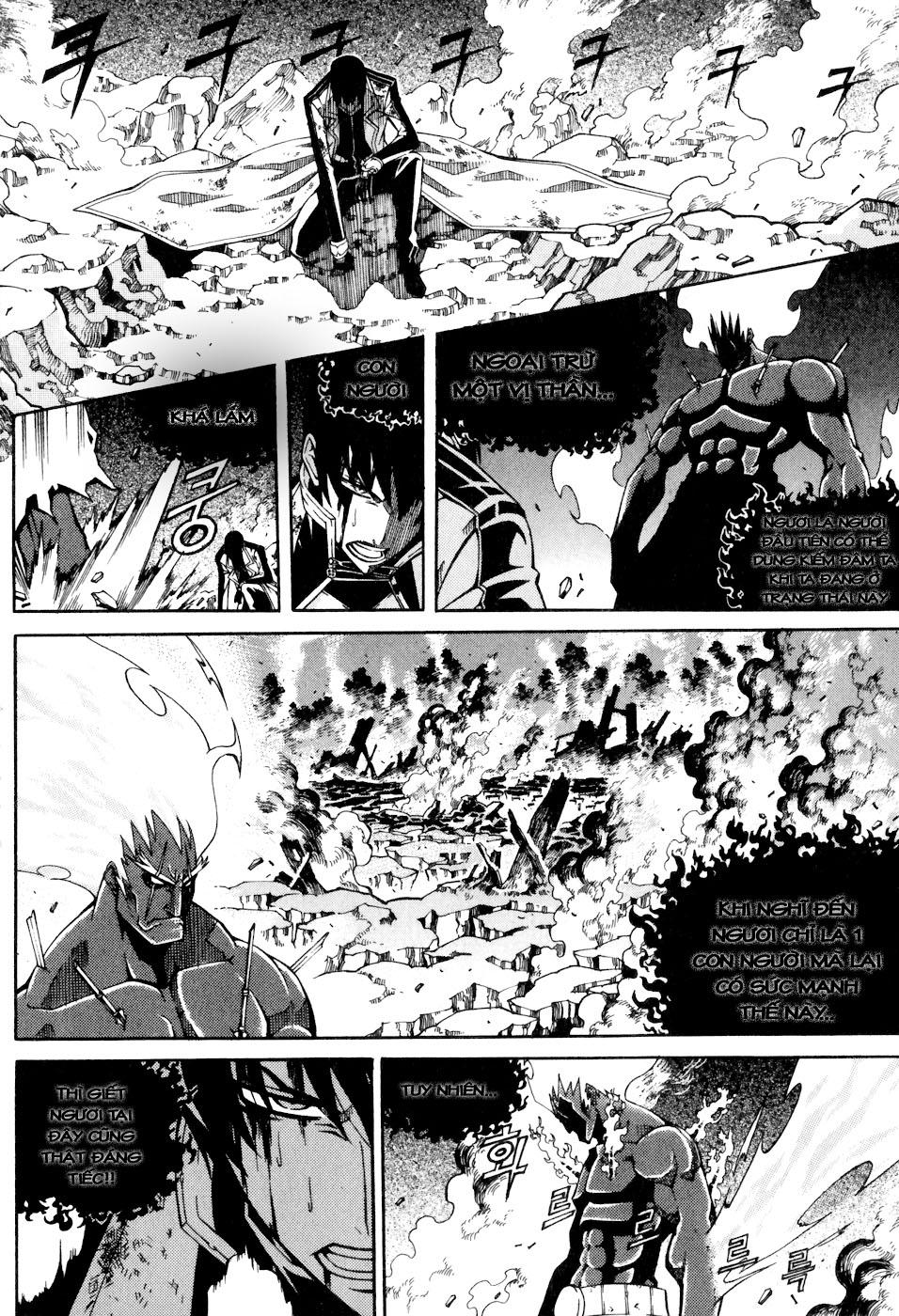 Witch Hunter – Thợ Săn Phù Thủy chap 25 page 8 - IZTruyenTranh.com