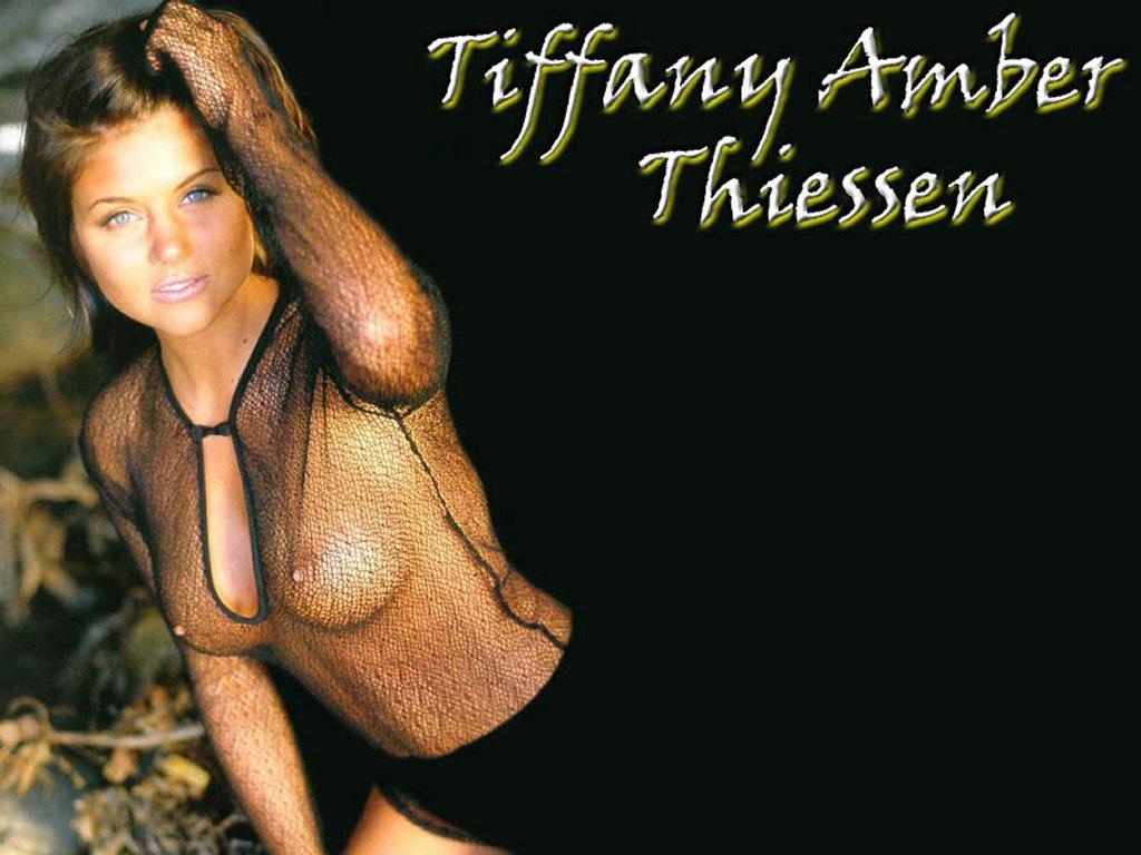 Escenas desnudas tiffany thiessen