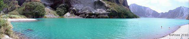 pinatubo crater day trip