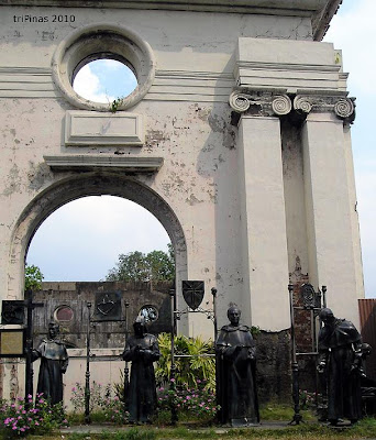 intramuros tour itinerary