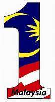 we are support 1 Malaysia