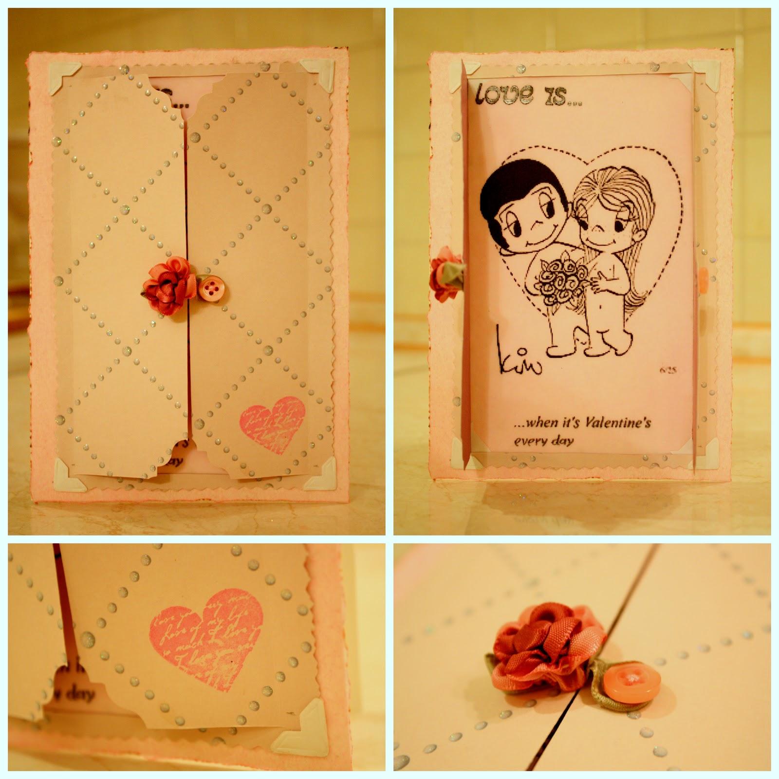 Картинки о любви своими руками 54