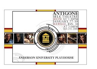 Joshua Jackson Anderson University Antigone