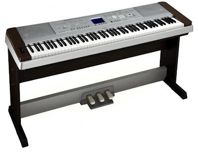 DGX 640 Yamaha Price