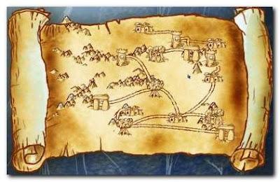 mappa complicata