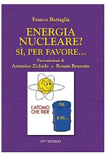 copertina libro Energia Nucleare? Sì, per favore...