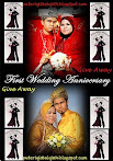 @10 feb : First Wedding Anniversary Giveaway