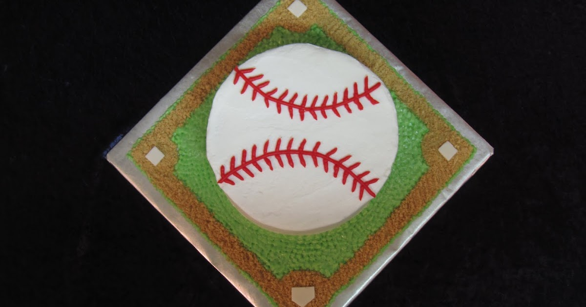 The Frosted Whisk: Baseball Cake