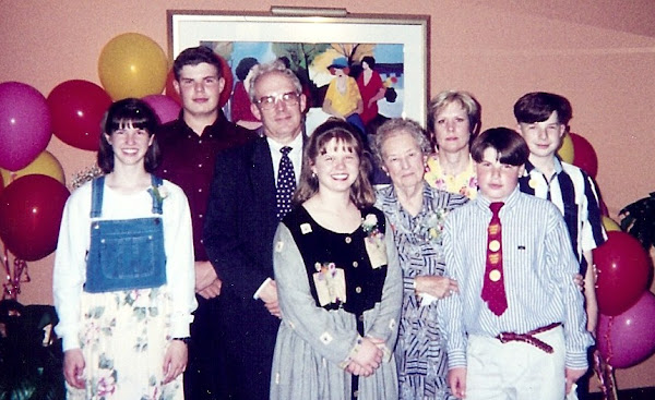 80th Birthday Party, 1996