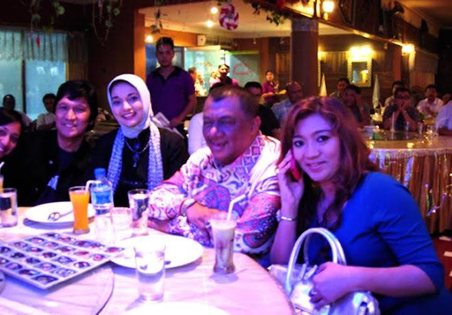 Terimakasih Banyak Tante Vonny Ibu Bhayangkari di Medan, Sumut