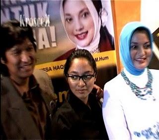 Bella Fawzi, Ikang Fawzi, Marissa Haque
