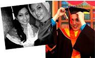 Saudari Asuhku Bella Fawzi adalah Yunior Bu Angelina Sondakh