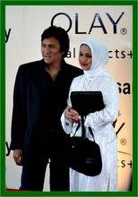 Kedua Orangtuaku Ikang Fawzi & Marissa Haque