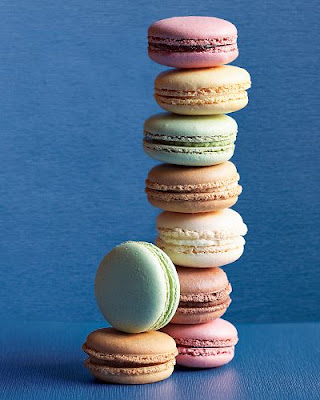 French macaroon cookie recipes