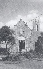 Ruínas da Capela de S. Sebastião