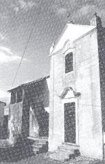 Capela do Senhor das Angústias