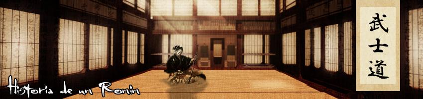 Historia de un ronin