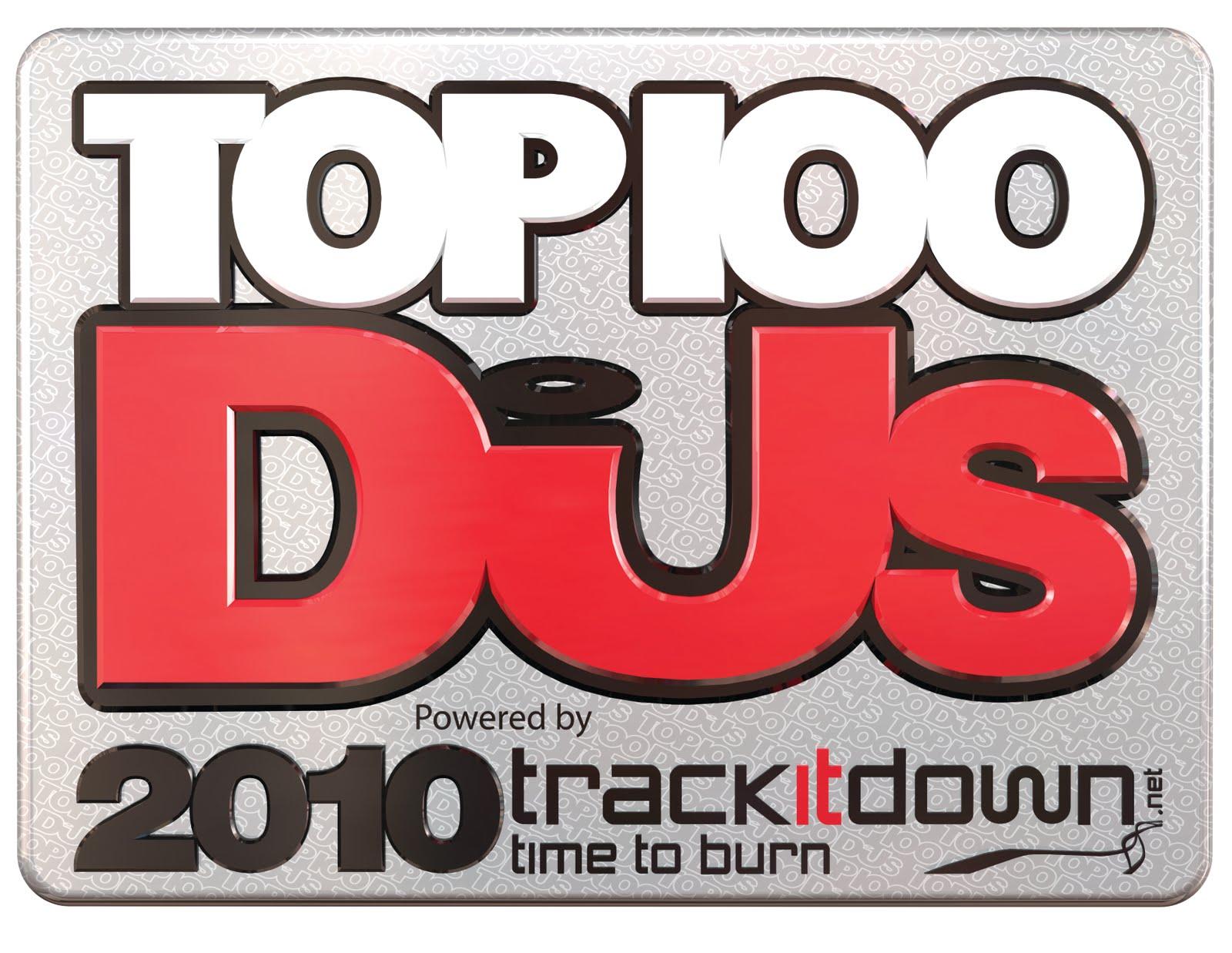 DJ Mag Top 100Dj Top100 Logo 2010