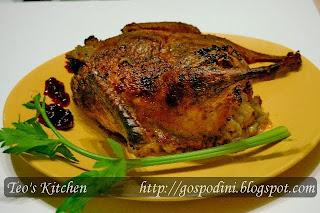 Articole culinare : Rata umpluta