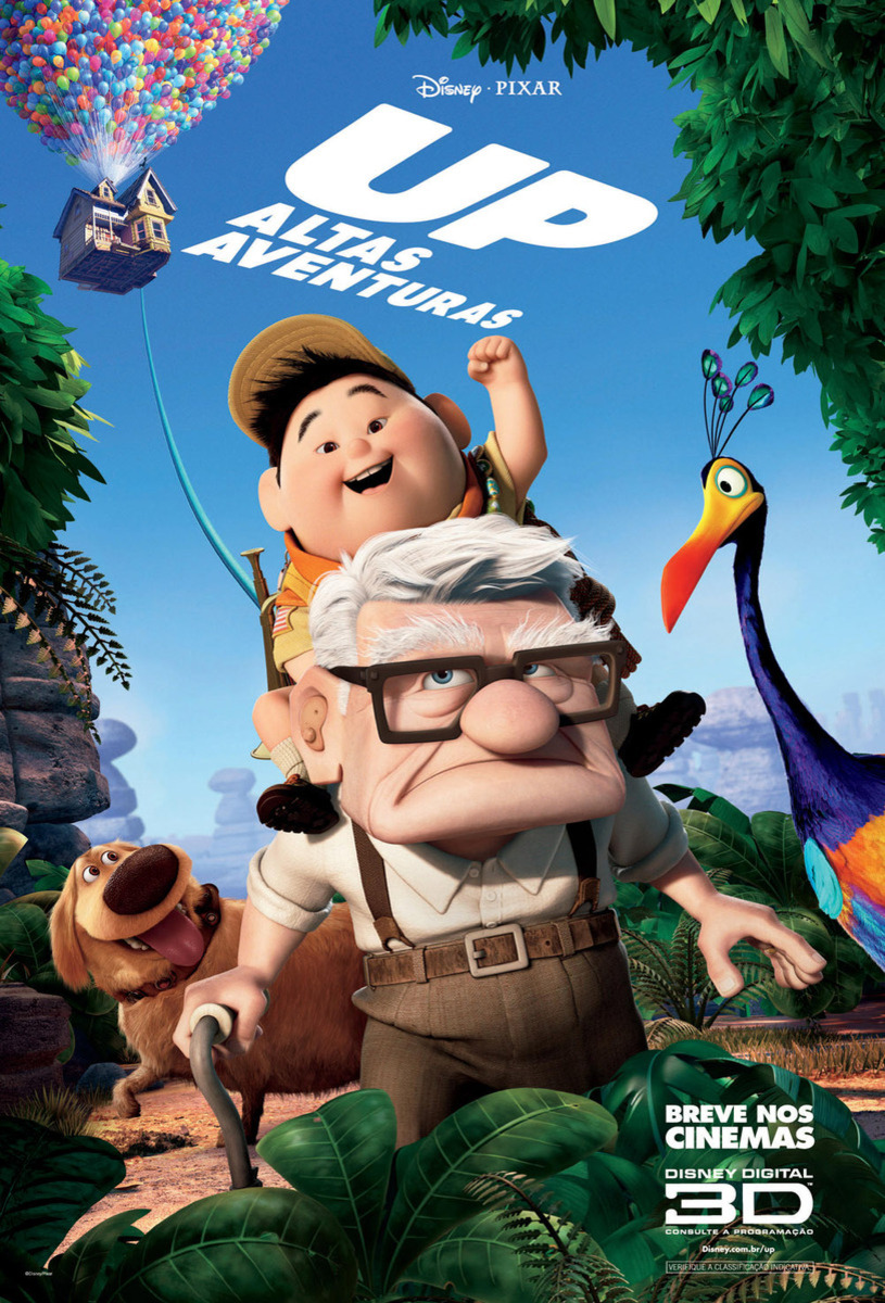 Up – Altas Aventuras BluRay 720p Dublado – Torrent