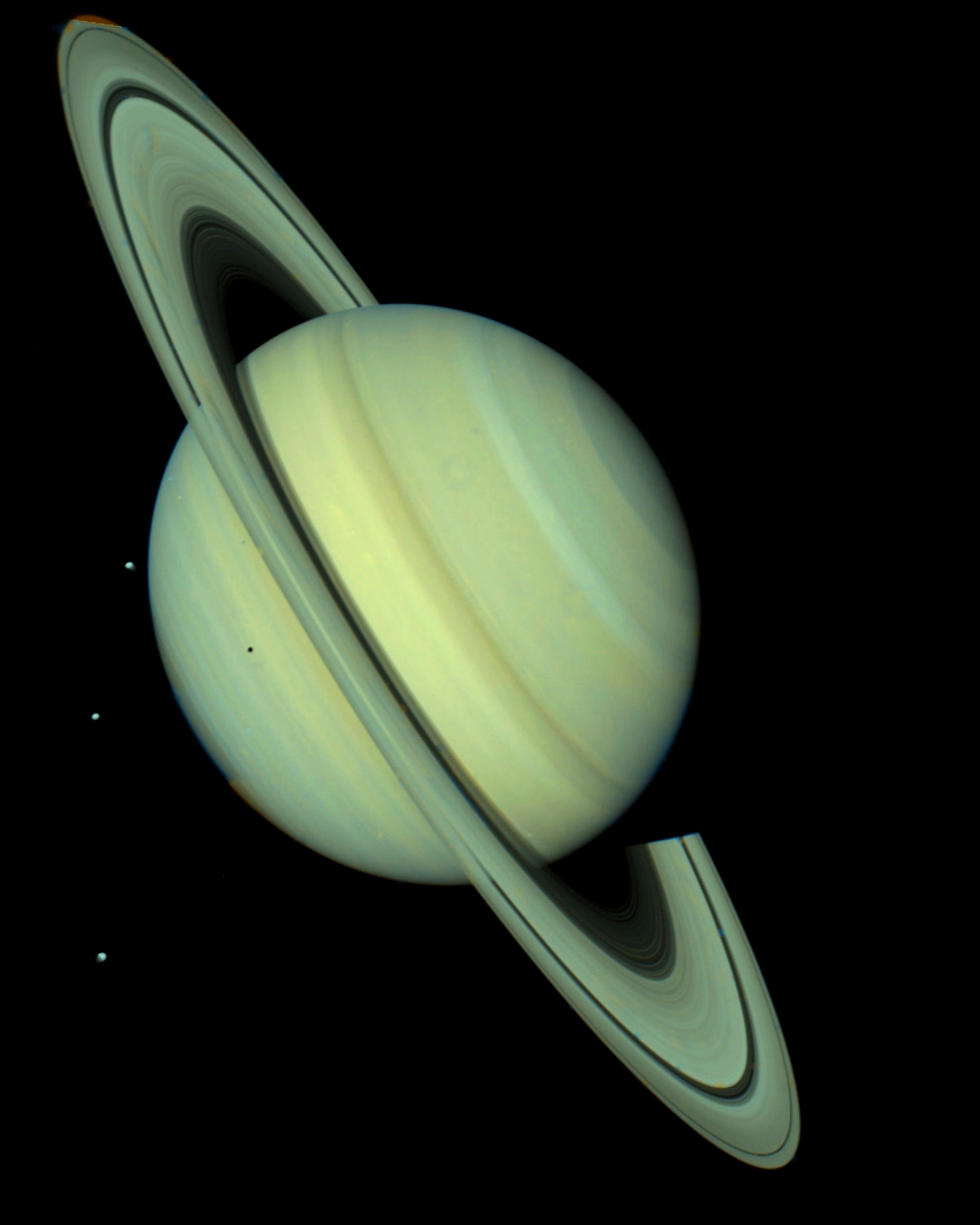gallery of the planet saturn - photo #40