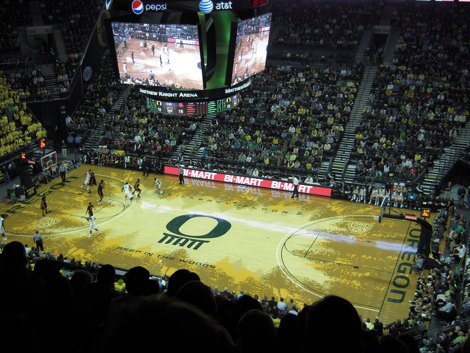 Jim Wickre Trip To Matthew Knight Arena