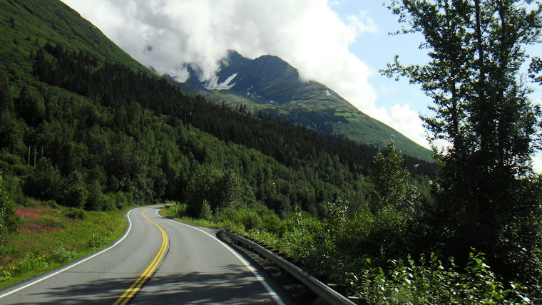 Taken Along Seward Highway