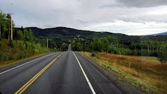 Hwy. 16 on the Way to Burns Lake, BC (Spent One Night)