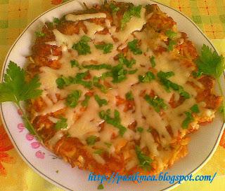 Articole culinare : omleta cu cartofi
