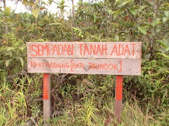 Sempadan Tanah Adat