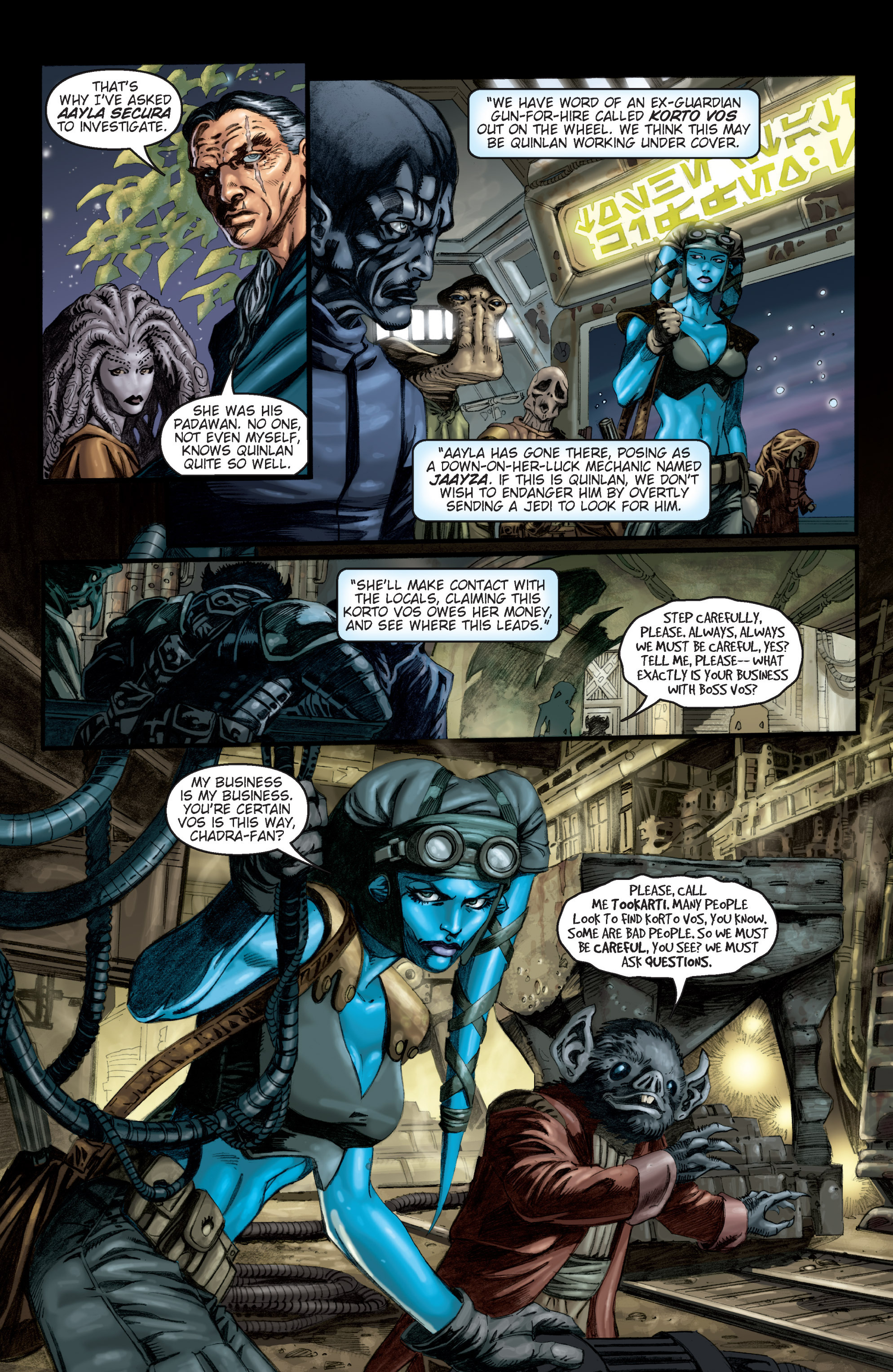 Star Wars Legends Epic Collection: The Clone Wars chap 1 pic 12