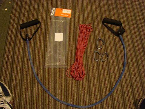 homemade trx suspension trainer diy strength training. Black Bedroom Furniture Sets. Home Design Ideas