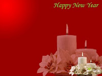 Happy New Year Candle Wishes