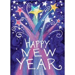 New Year Boxed Cards