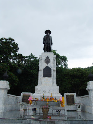 King Rama I, Monument